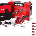 Sécateur électrique sans fil rechargeable Devon HYDLJN